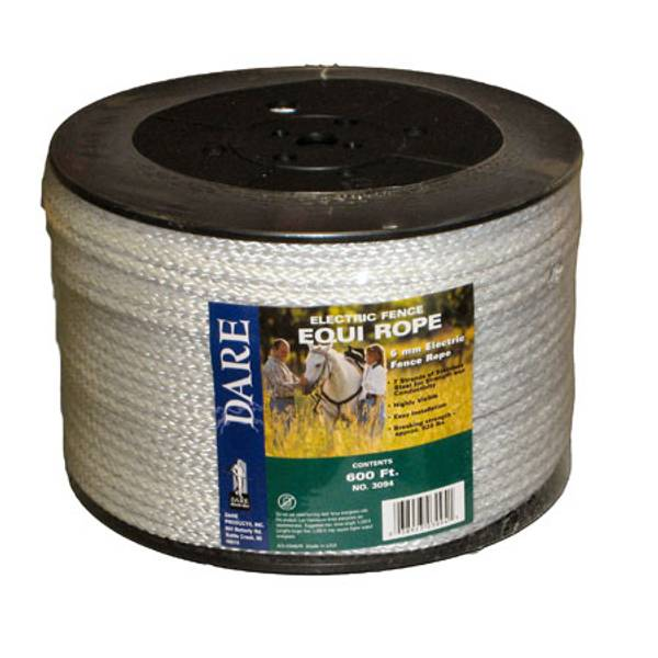 Electric Fence Equi - Rope