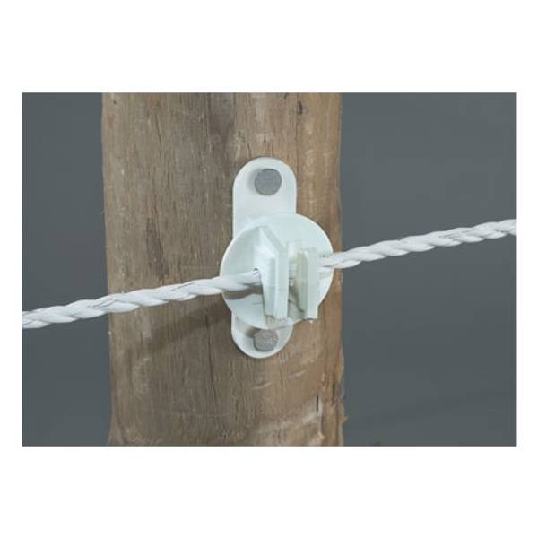 Wood Post or Vinyl Post Insulator