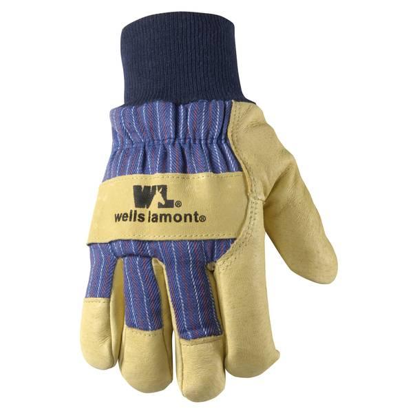 Men's Pig Leather Gloves