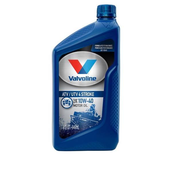 10W40 4 Stroke ATV Motor Oil