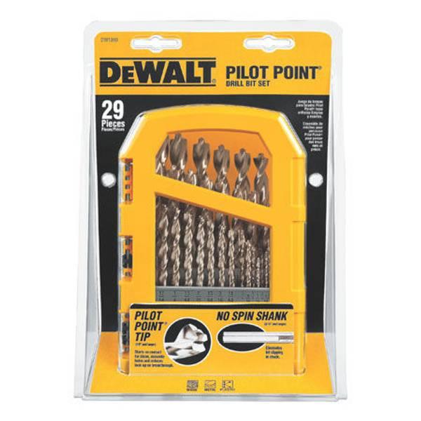 29 Piece Pilot Point Set with Tough Case