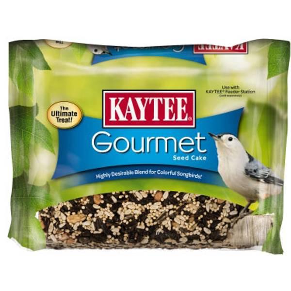 Gourmet Seed Cake