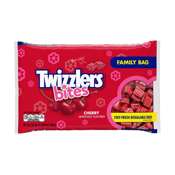 Cherry Bites Family Bag