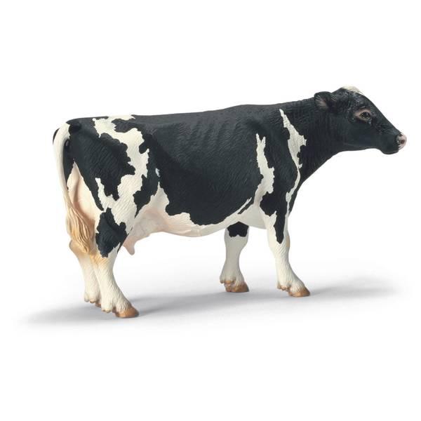 Holstein Cow Figurine