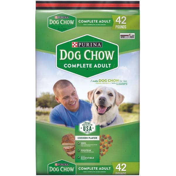 Purina Dog Chow Complete Balanced Dog Food