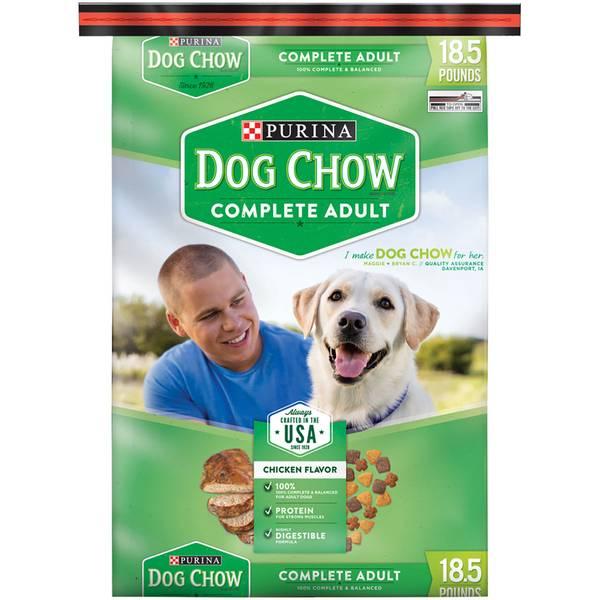Dog Chow Complete and Balanced Dog Food