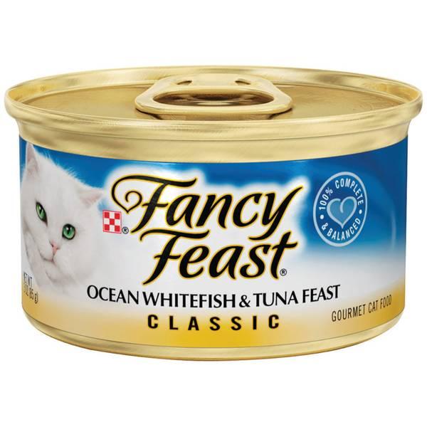 Classic Ocean Whitefish & Tuna Feast