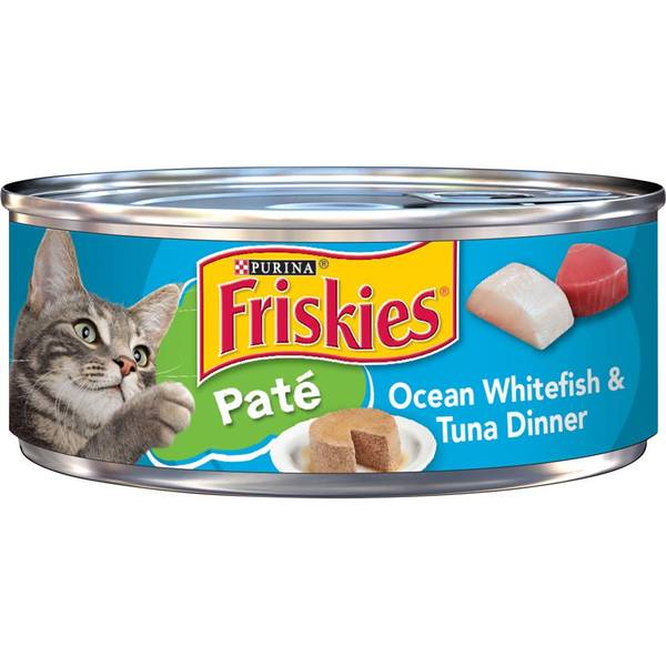 Pate Ocean Whitefish & Tuna Dinner