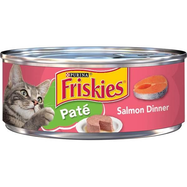 Pate Salmon Dinner