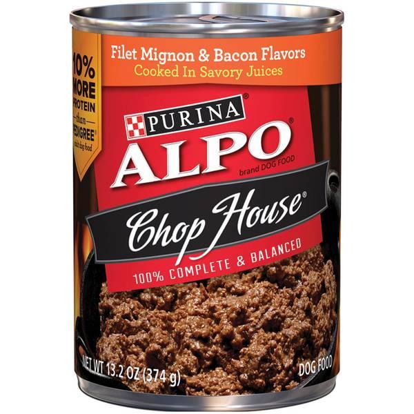 Chop House Originals Wet Dog Food