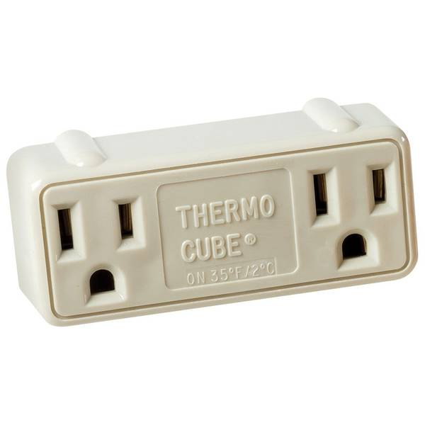 Thermo Cube Thermostatically Controlled Outlet