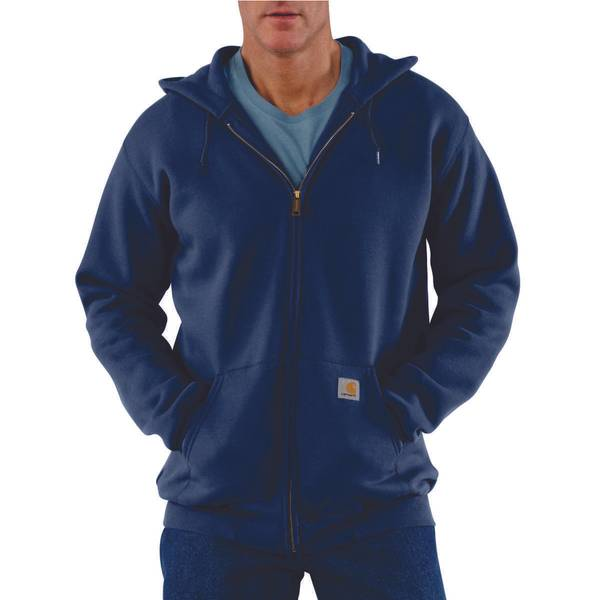 Men's Midweight Zip Sweatshirt