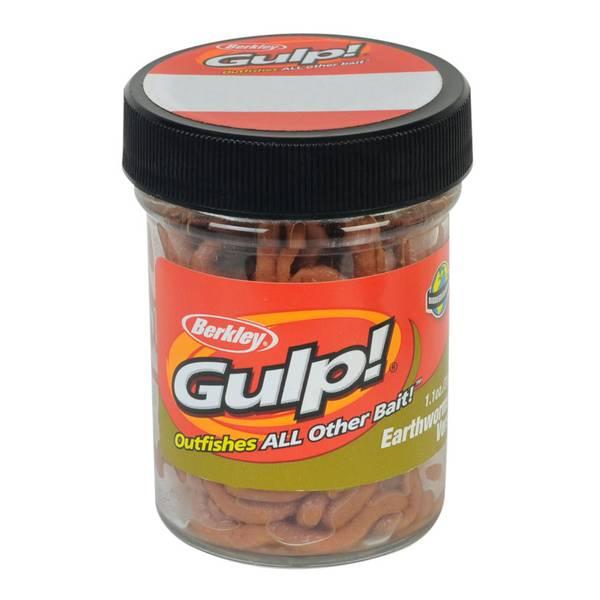 Gulp! Earthworm Jar