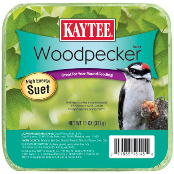 Woodpecker High Energy Suet