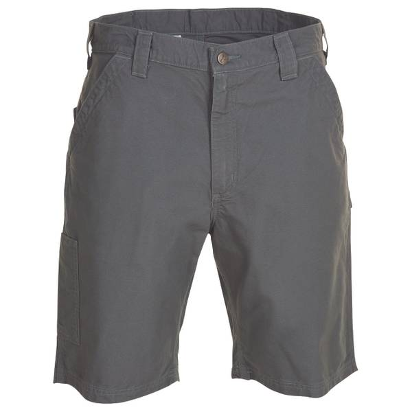 Men's Canvas Work Shorts