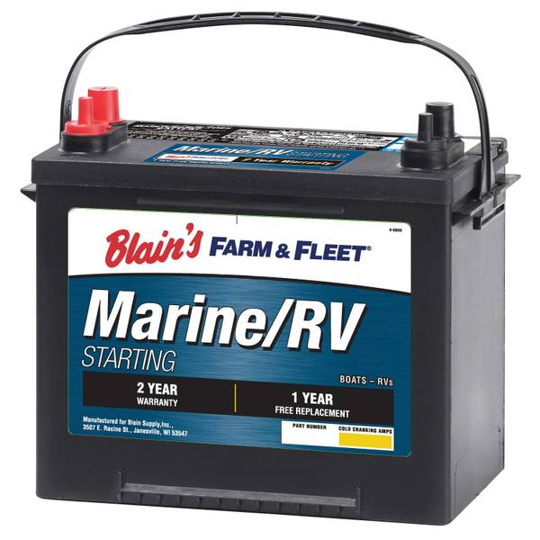 Marine / RV Battery