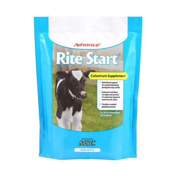 Rite Start Calf Colostrum Supplement