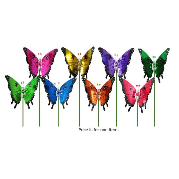 Butterfly WindyWings Plant Stake Assortment