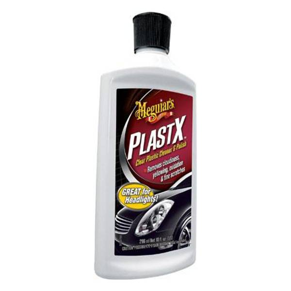 PlastX Clear Plastic Cleaner