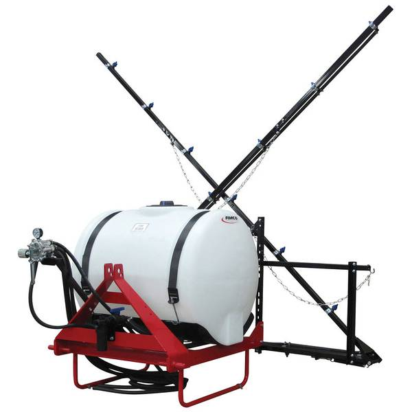 110 Gallon 3 Point Hitch Sprayer