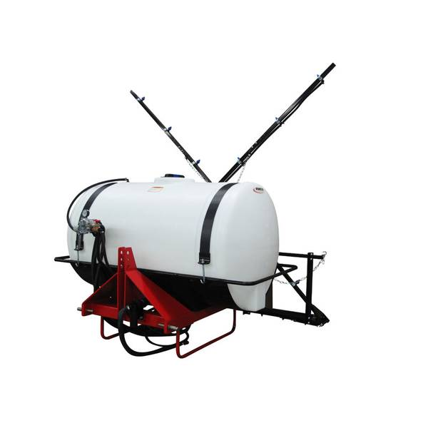 200 Gallon 3 Point Hitch Sprayer