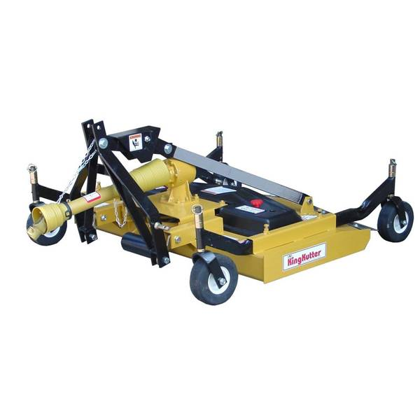 Rear Discharge Finish Mower