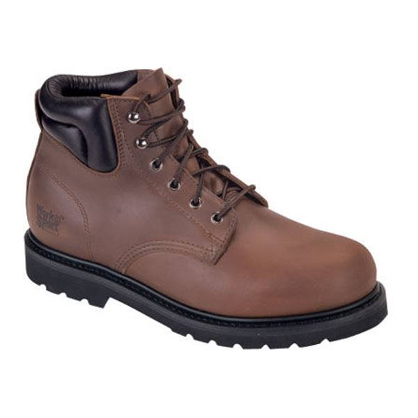 "Men's 6"" Padded Collar Work Boots"