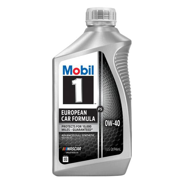 0W-40 Fully Synthetic Motor Oil