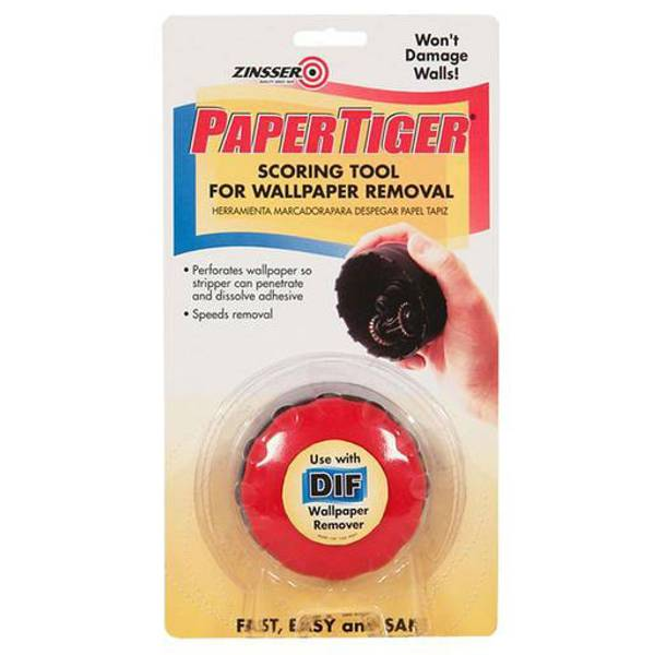 Zinsser Papertiger Wallpaper Scoring Tool