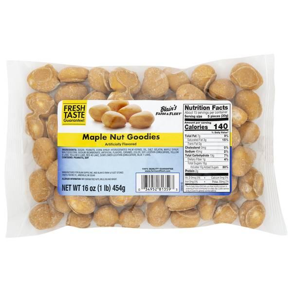 Photo of Maple Nut Goodies