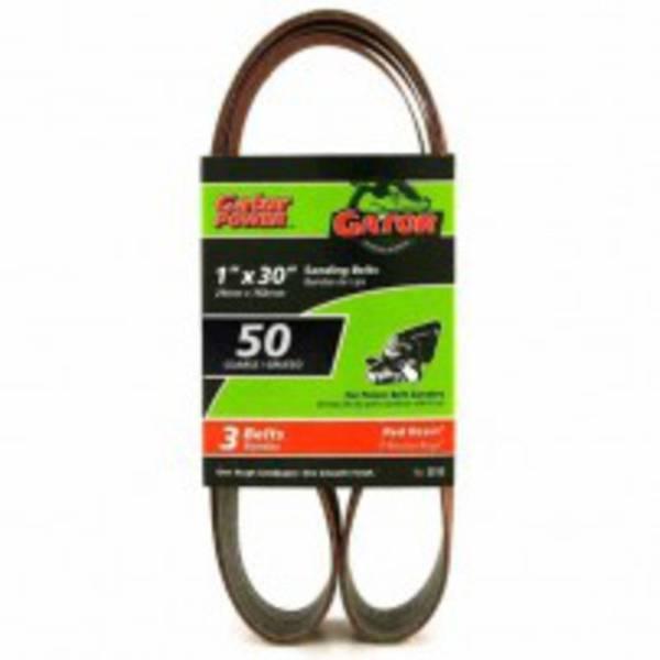 50 Grit Sanding Belts