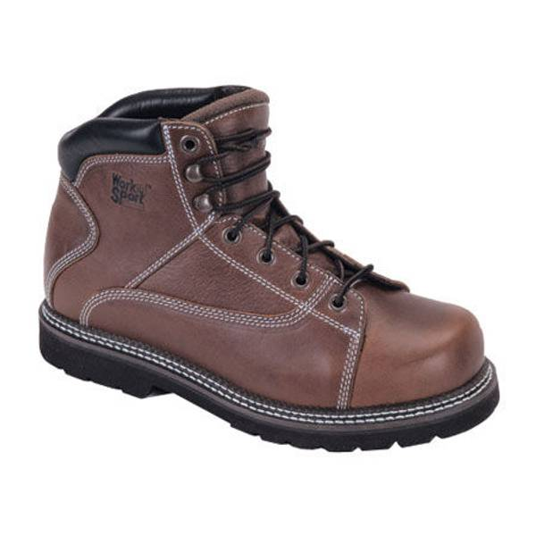 """Men's 6"""" Peanut Lace to Toe Work Boots"""