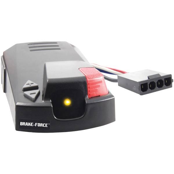 Brake-Force Brake Control