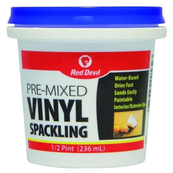 Vinyl Spackling