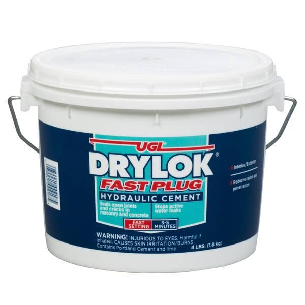 Fast Plug Hydraulic Cement