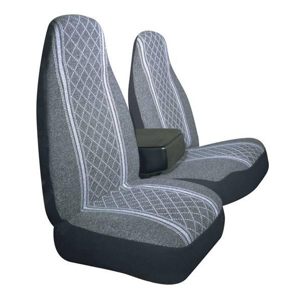 Allison Diamond Back 60 40 Split Seat Cover