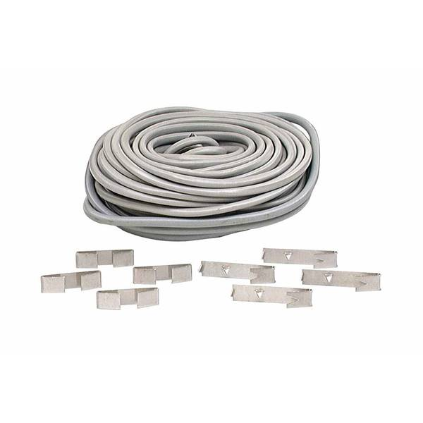Gutter Heat Cable Home Depot : M d building products roof gutter heating cable