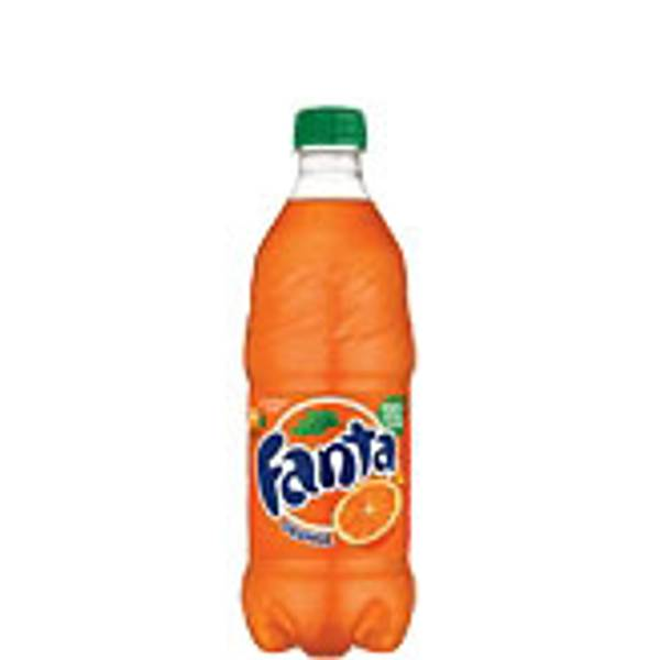 20 oz Orange Soda