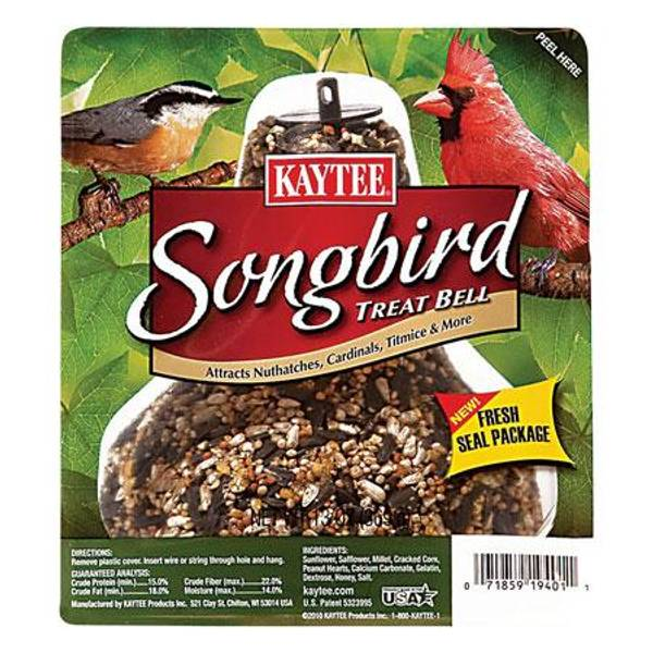 Songbird Treat Bell
