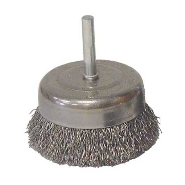 Vortec Pro Crimped Wire Cup Brush