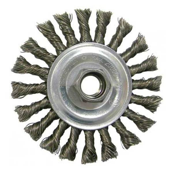 Vortec Pro Cable Twist Knot Wheel