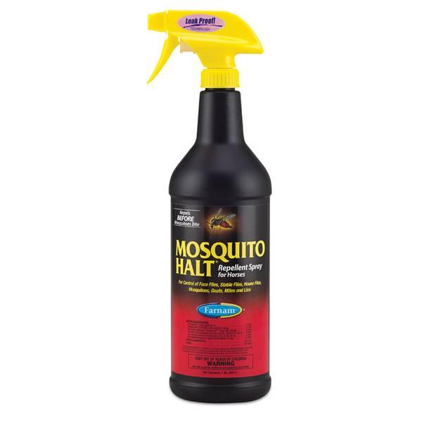 Mosquito Halt Repellent for Horses