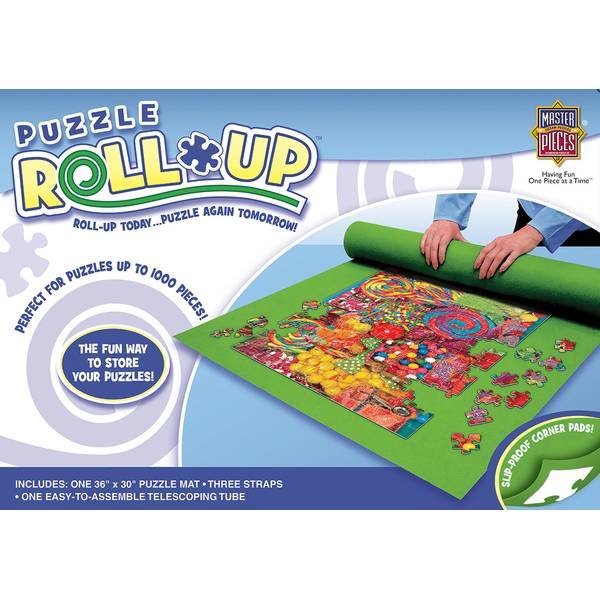 Standard Roll Up Puzzle Mat