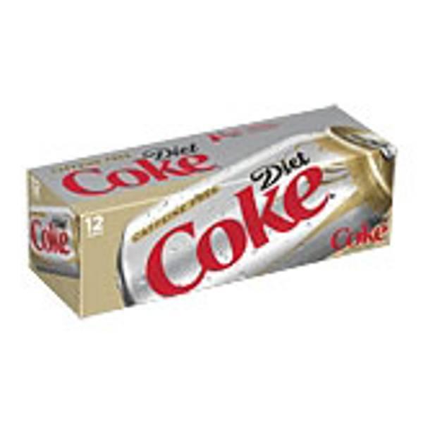 Caffeine Free Diet Coke - 12 Pack