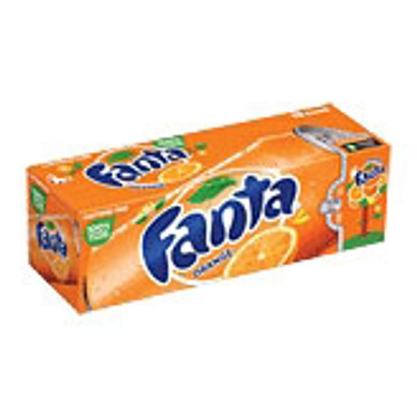 Orange Soda - 12 Pack