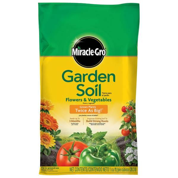 Garden Soil - USA