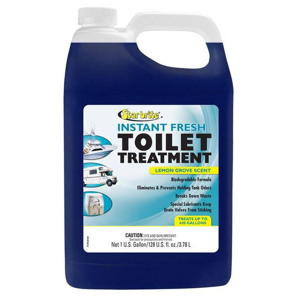 1 Gallon Instant Fresh Toilet Treatment