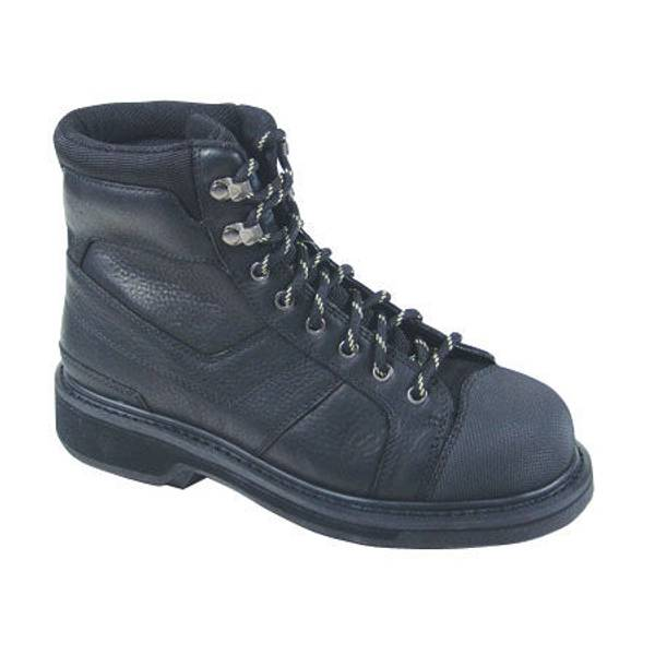 """Men's 6"""" Lace to Toe Steel Toe Work Boots"""