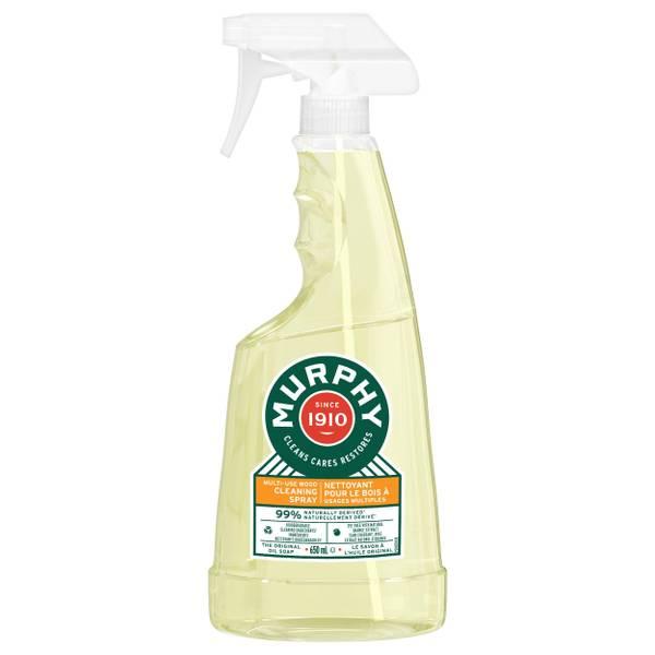 Spray Wood Cleaner