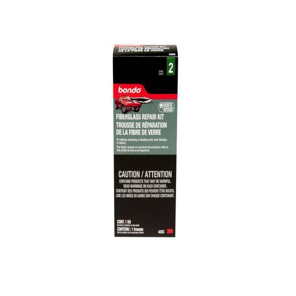 Fiberglass Resin Repair Kit